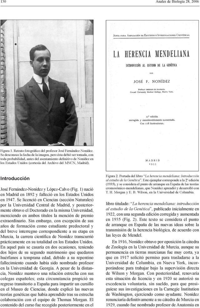 Retrato del Profesor Dr. Señor Don José Fernández y Nonídez, de grata memoria.