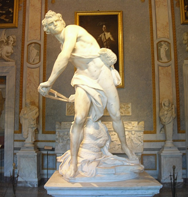 G. L. Bernini, Davide.