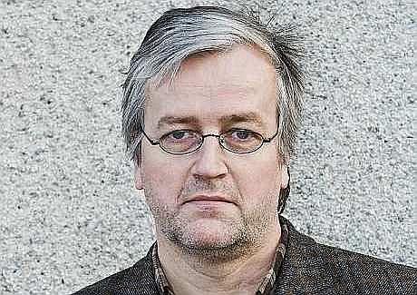 Þorsteinn Scheving Thorsteinsson margmiðlunarfræðingur og meðlimur í félagi áhugamanna um bóluefni.