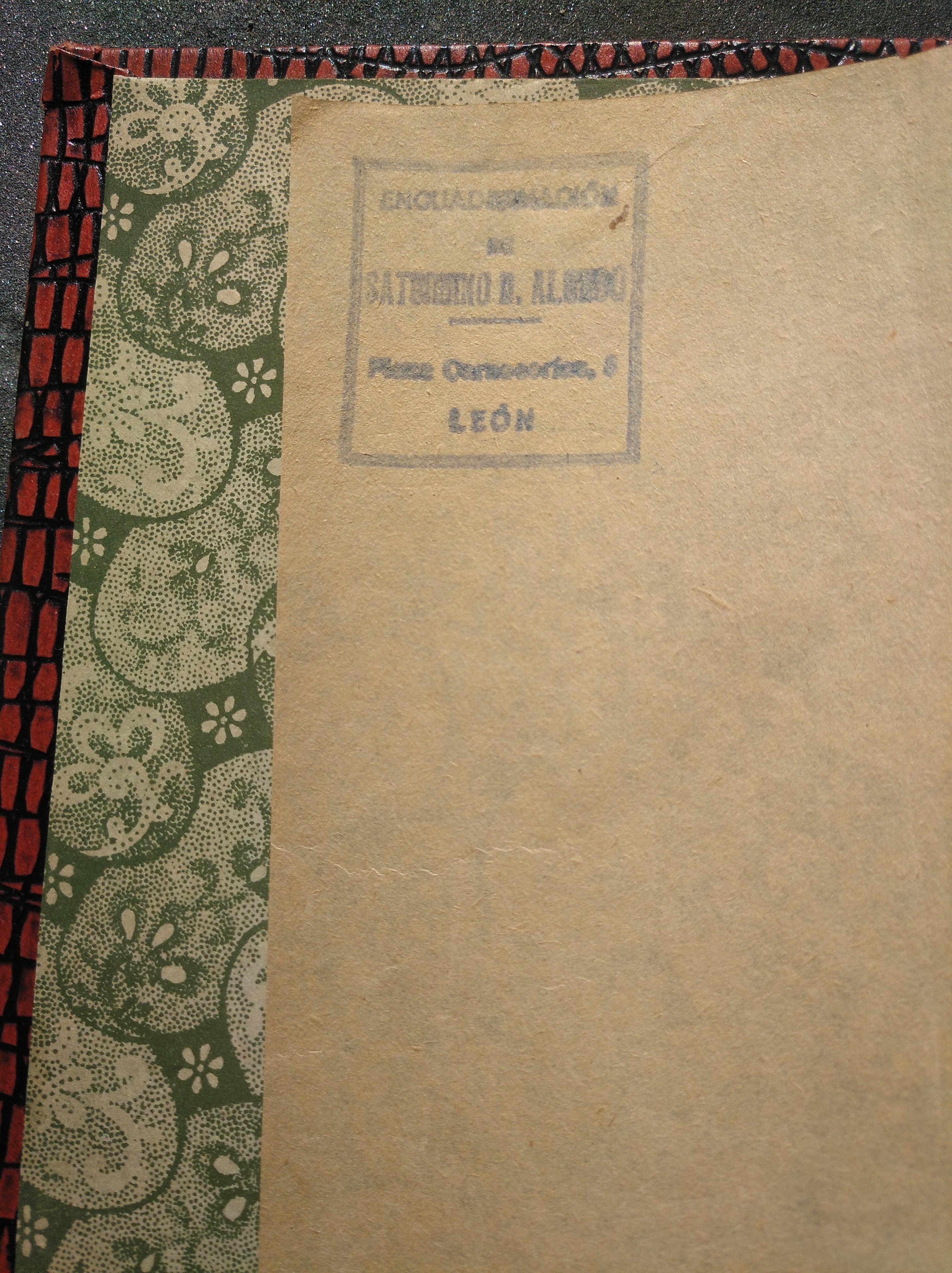 Fernández Nonídez, La Herencia Mendekiana, 1922.