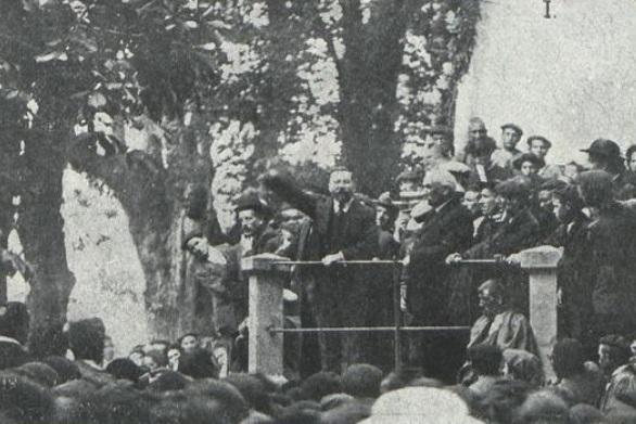 Vázquez de Mella, 1912