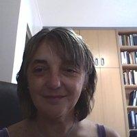 La joven investigadora científica Sta. Doña Marisa Adriana Miranda .