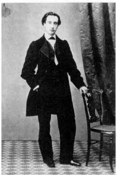Ramón Nocedal Romea jóven