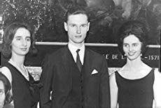 Sixto de Borbón y Parma, foto con familiares.