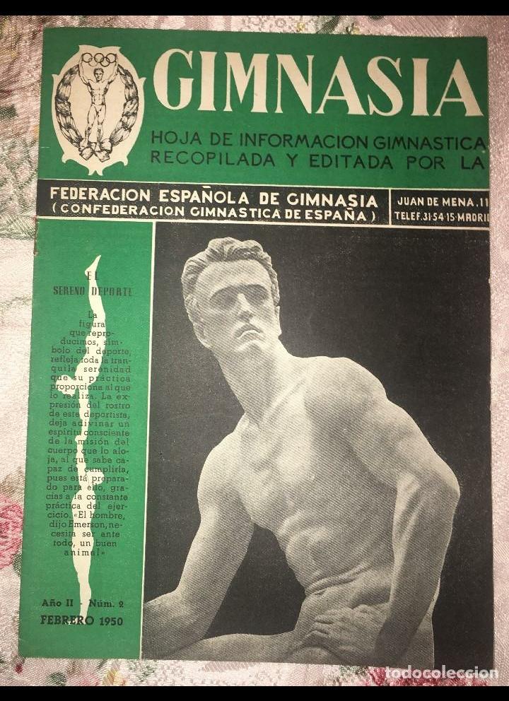 """Portada de una Revista de 1950, de ostensible inspiración """"antiViraje"""", la imagen es de una escultura del escultor favoroto de Hitler y amigo suyo Arno Breker, como el Führer era amigö dél."""